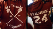 sweat,sweatshirt,24,sweater,burgundy,t-shirt,stiles stilinski,beacon hills teen wolf,beacon hills lacrosse,beacon hills,lacrosse