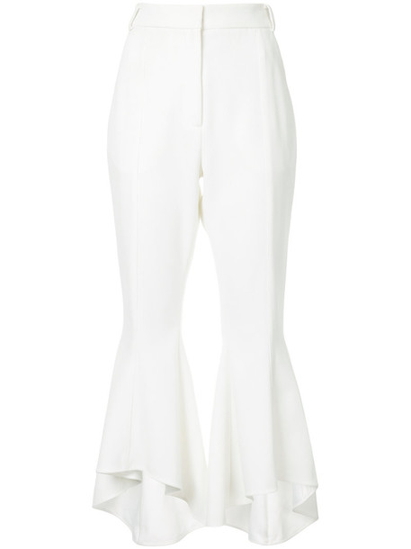Rebecca Vallance women white pants