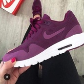 shoes,purple,nike,nike roshe run,nike shoes,air max,nikes,lila,dark red,violet,women,beautiful shoes,sneakers,nike sneakers,new,sportswear,nike running shoes,nike air,burgundy,burgundy shoes,nike shoes women,beautiful,sports shoes,athletic,white,purple shoes,low top sneakers,workout,sweat the style,gym
