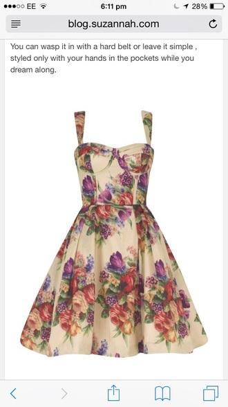dress corset dress floral dress