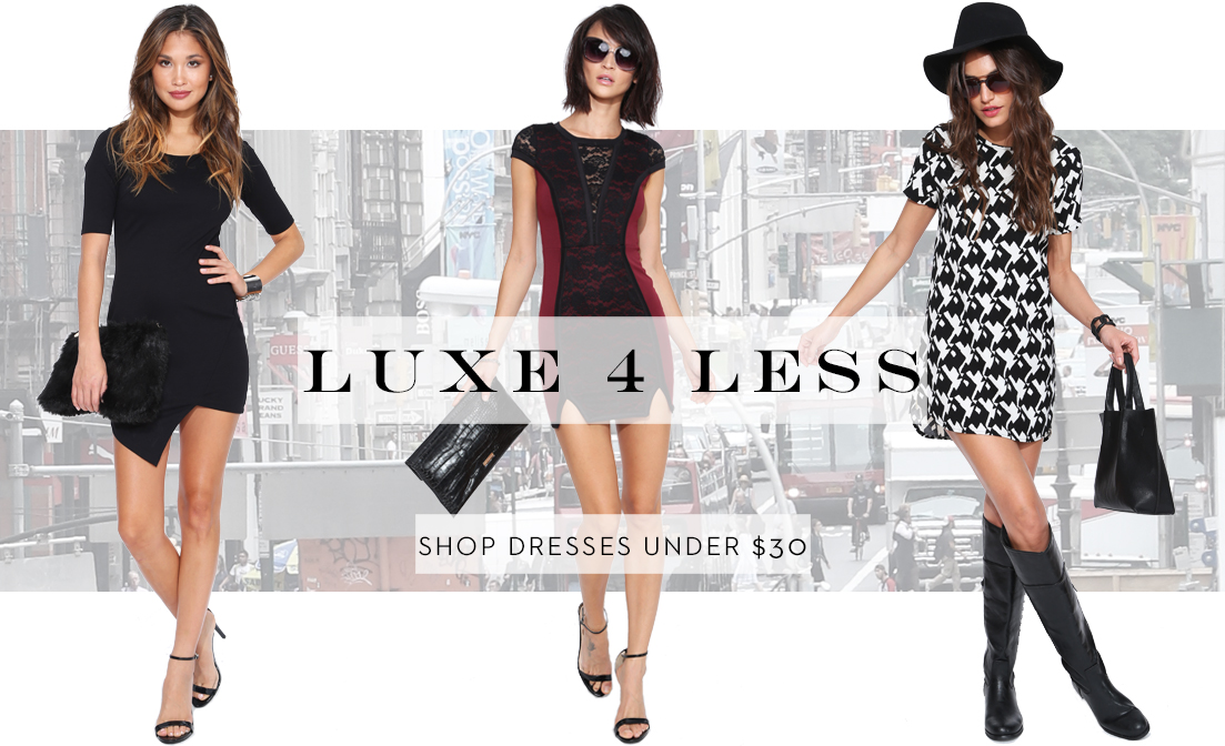 Trendy Designer Fashion at Necessary Clothing NYC