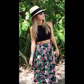 skirt,maxi skirt,blogger,jhene aiko