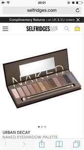 make-up,pallets