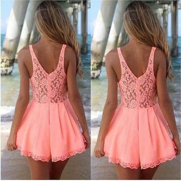 dress pink. dress. ❤️