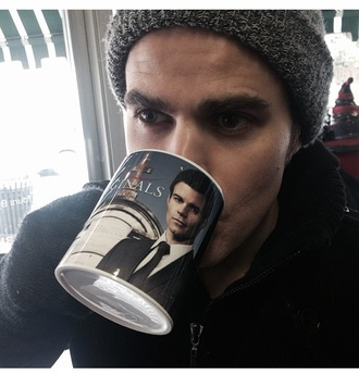 jewels the vampire diaries stefan stefan salvatore mug elijah the originals elijah mikaelson paul wesley home accessory