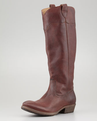 Frye | Carson Lug-Sole Riding Boot - CUSP