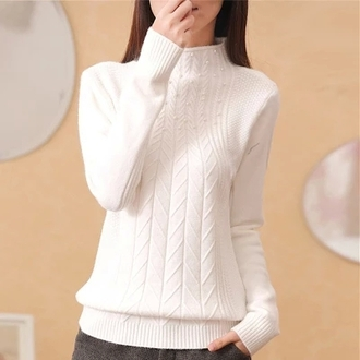 sweater sweater weather white white sweater knitted sweater knitwear pearl