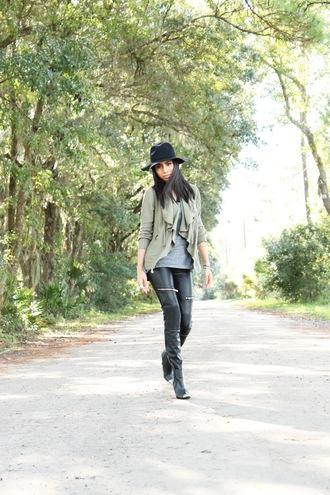 kqns style blogger jacket t-shirt pants shoes