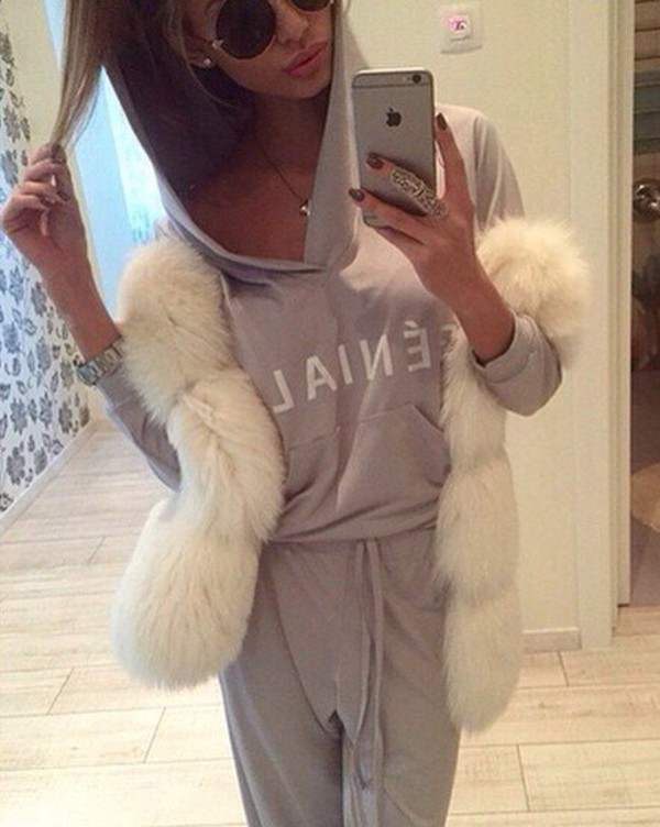 jumpsuit pajamas blouse sweater top jacket