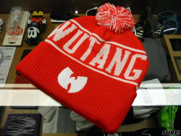 wu Tang Knit Hat Hat Wutang Wu-tang Clan Beanie