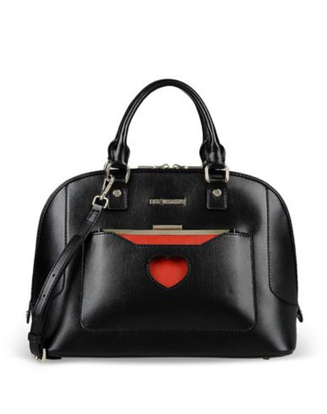 bag purse handbag moschino love heart moschino