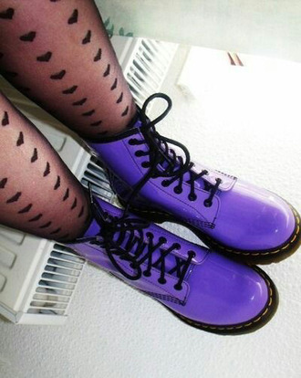 purple shoes solid color purple and black shoes