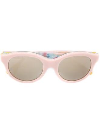 women sunglasses purple pink