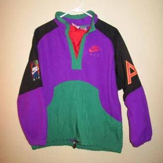 jacket vintage style boy air