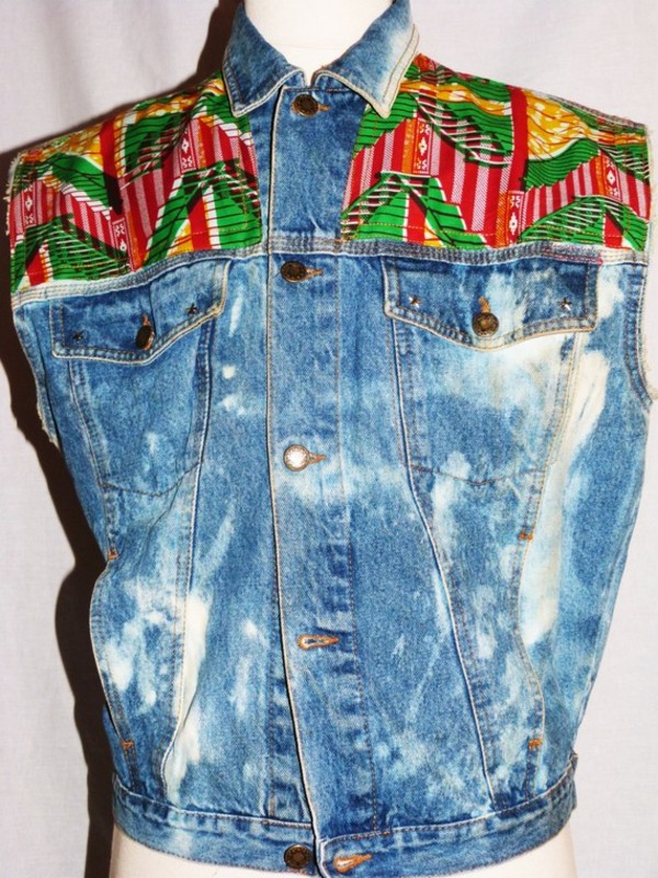 Jean Jacket With Jeans