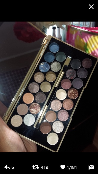 make-up eye palette eye makeup eye shadow
