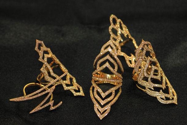 Jewels armor ring jewelry wholesale designer ring for Unique handmade jewelry wholesale