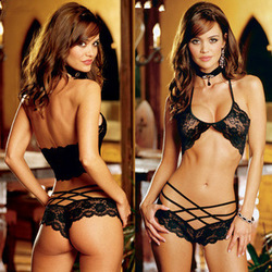 Revealing sexy female lingerie