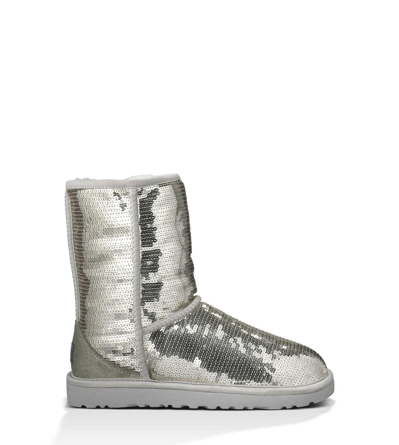 UGG®Classic Short Sparkles for Women | Free shipping at UGGAustralia.com