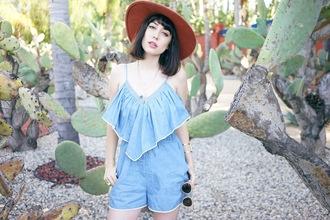 a fashion nerd blogger shoes jewels romper