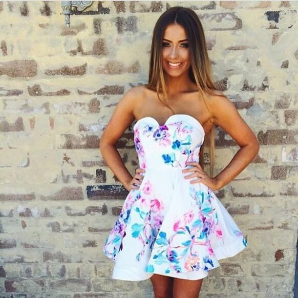 bd77ba553ee5 dress white dress blue dress pink dress floral dress summer dress cute dress  cardigan