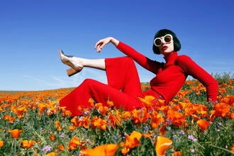 a fashion nerd blogger scarf sunglasses shoes bag