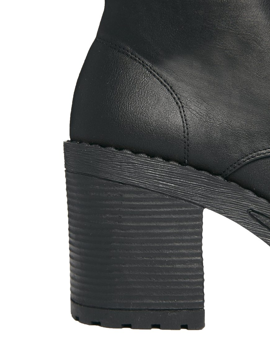 ASOS ELVIS Ankle Boots at asos.com