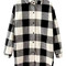 Oli oversized flannel shirt   outfit made