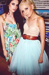 Carrie bradshaw satc tulle skirt