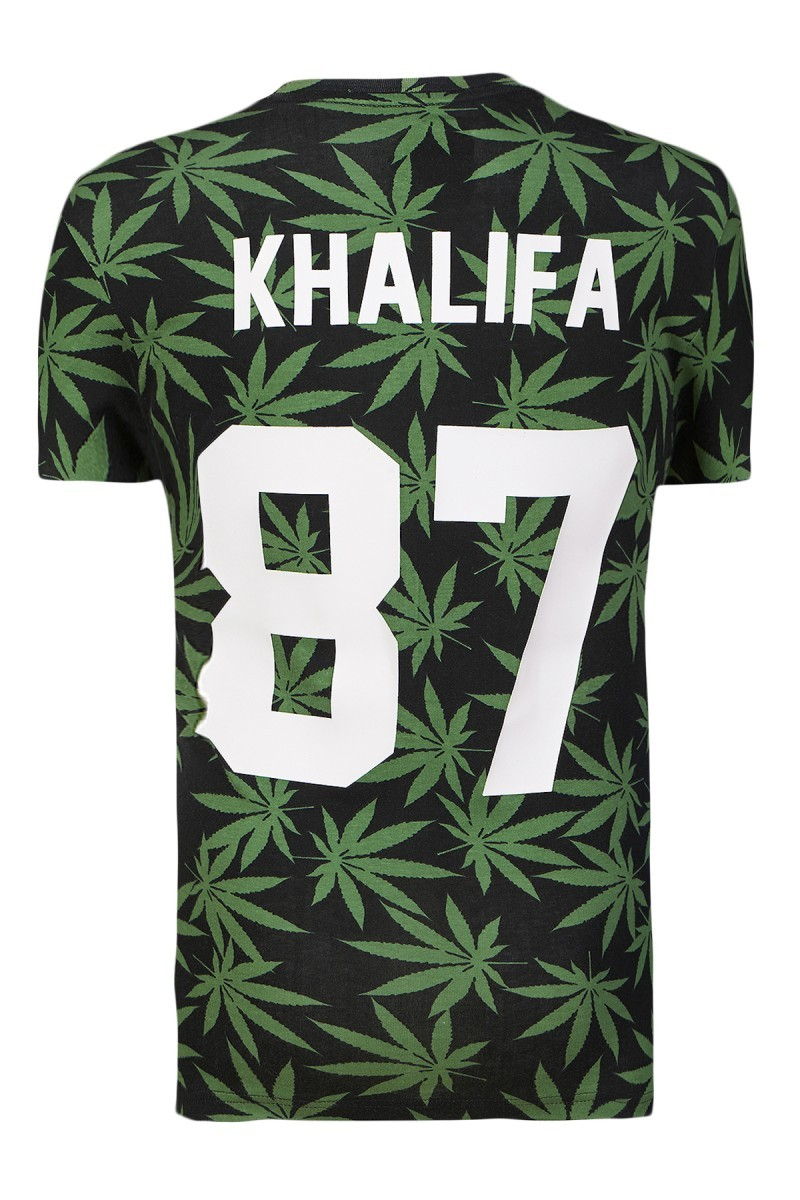 t-shirt Wiz Khalifa Eleven Paris