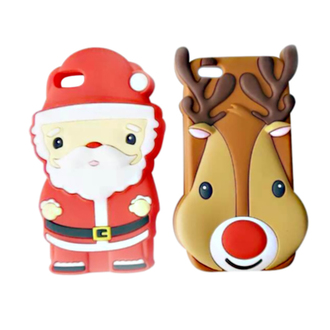 phone cover christmas iphone cover iphone case christmas sweater holiday gift it girl shop technology deer