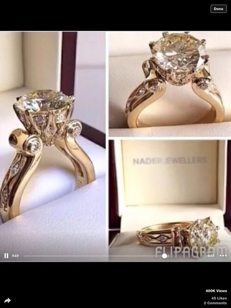 jewels ring gold royal