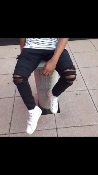 jeans pants menswear mens jeans mens pants black jeans black pants ripped jeans ripped skinny jeans skinny jeans skinny pants fashion style mens ripped jeans mens skinny jeans