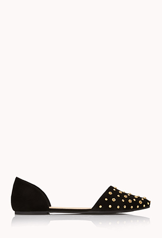 Total Stud Flats | FOREVER21 - 2000076008