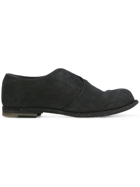 OFFICINE CREATIVE horse women loafers leather black shoes