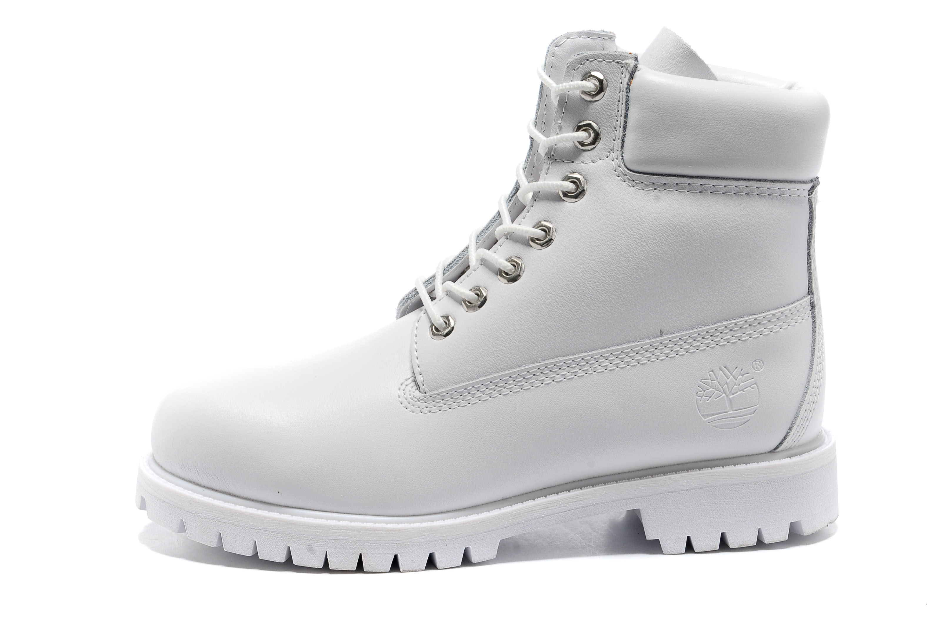 timberland mens 6 inch premium waterproof boots all white