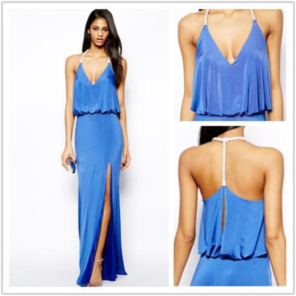 Blue Chic Dress