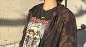 top,metallica,baggy,metallica t shirt