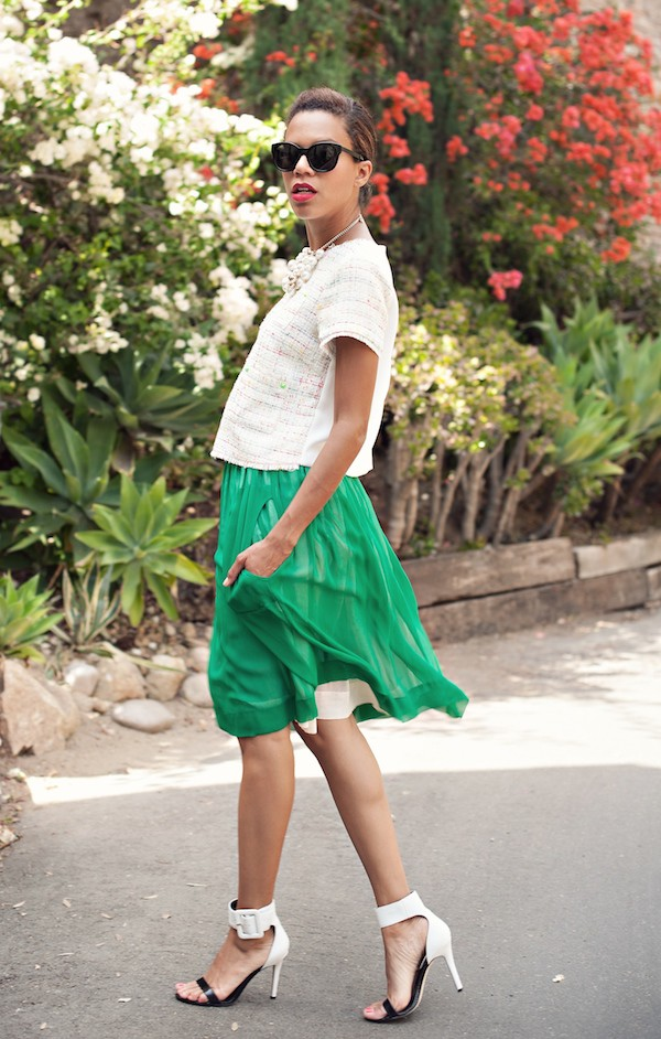 style me grasie top skirt jewels shoes bag