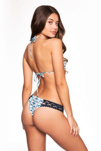 swimwear crochet bottom frankies bikini seamless shibori bikini bottoms cheeky bikini bikiniluxe