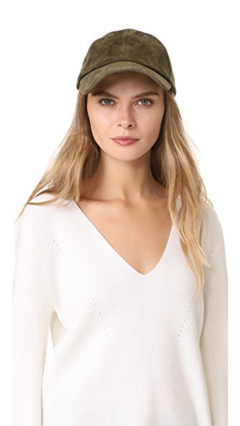 Hat Attack baseball hat baseball hat suede