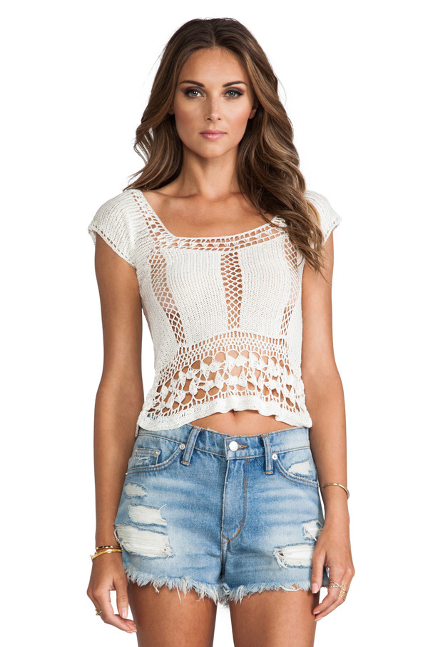 top crochet top crochet crochet crop top