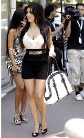 jumpsuit,top,romper,overalls,kim kardashian
