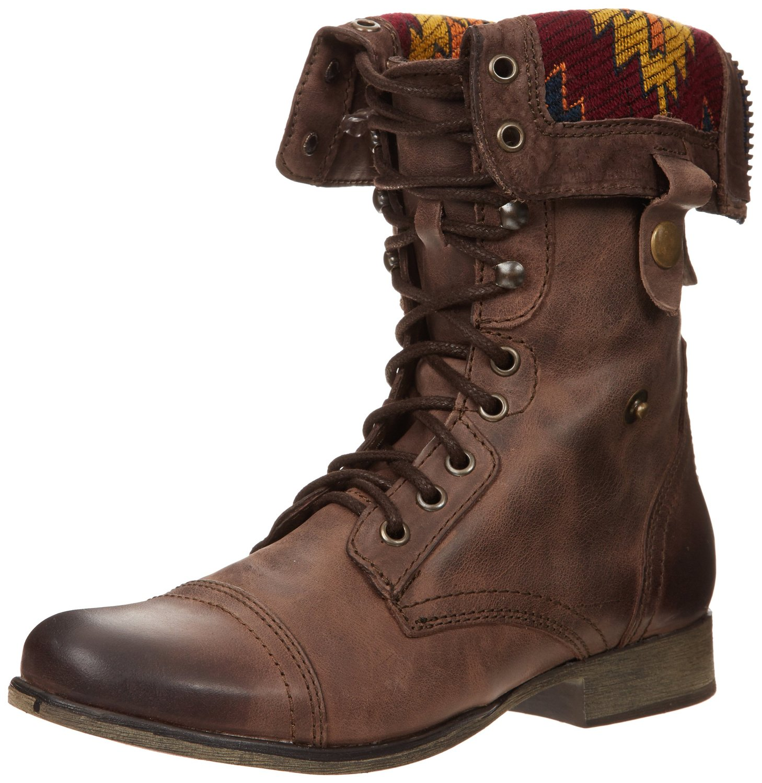 Amazon.com: Steve Madden Women's Chevie Boot: Shoes