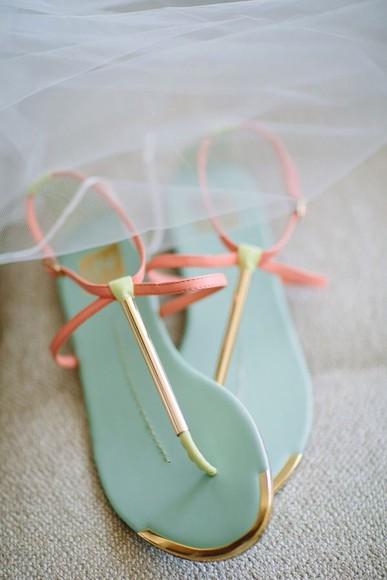 sandals tiffany's blue coral dv dolce vita