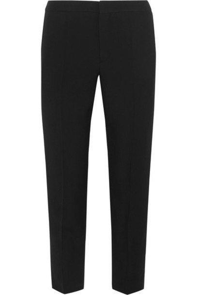 Chloe pants cropped black