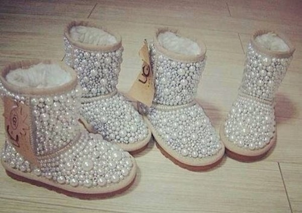 shoes boots pearl ugg boots pearl uggs