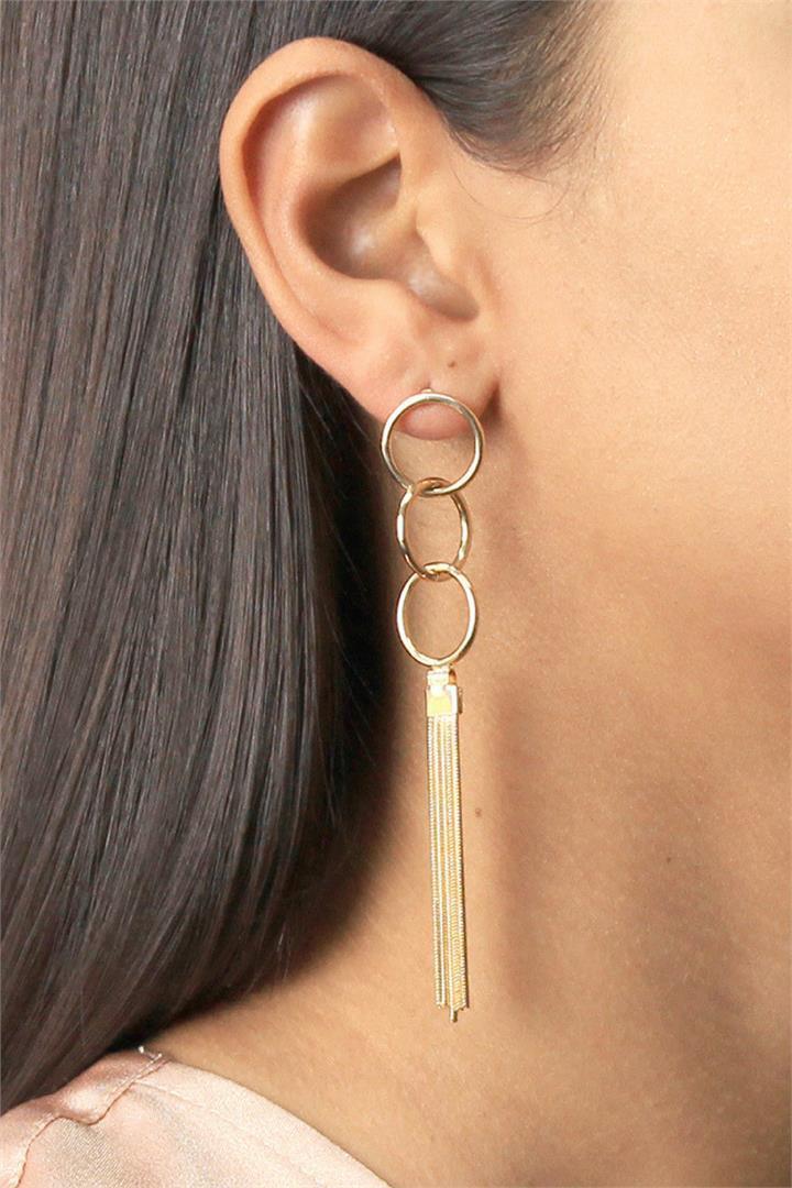 Bad AF Fashion Santorini Statement Earrings