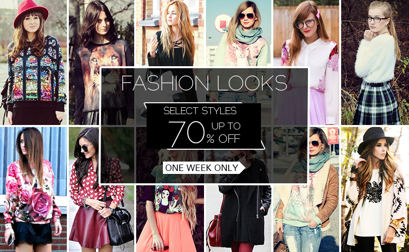Extremely Attractive-The Latest Street Fashion Online Store | ROMWE