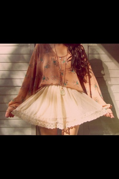 dress hippie indie vintage boho weheartit